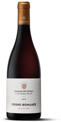 Vosne Romanée Le Village Red 2018