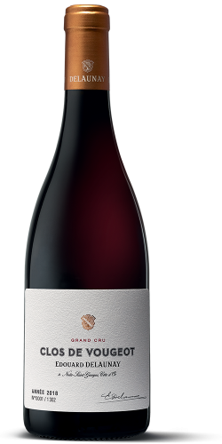 Clos Vougeot Grand Cru Red 2018