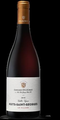 Nuits Saint Georges Le Village Vieilles Vignes Rouge 2018
