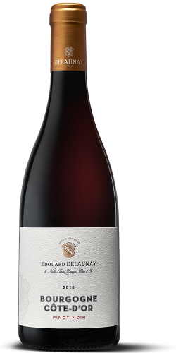 Bourgogne Côte d'Or Pinot Noir Rouge 2018