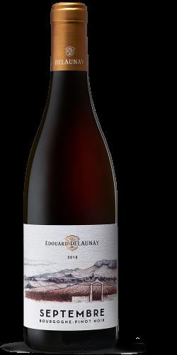 Bourgogne Pinot Noir Septembre Rouge 2018