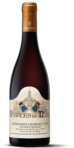 """HOSPICES DE NUITS - Nuits-Saint-Georges Premier Cru Les Saint-Georges Cuvée des Sires de Vergy rouge 2020 """"En Primeur"""""""