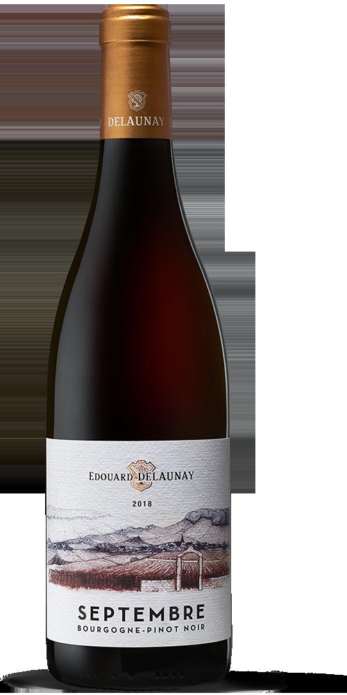 Bourgogne Pinot Noir Septembre Red 2018